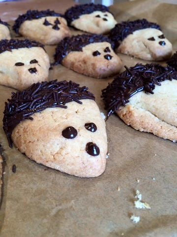 Make your own Prickly Cookies!