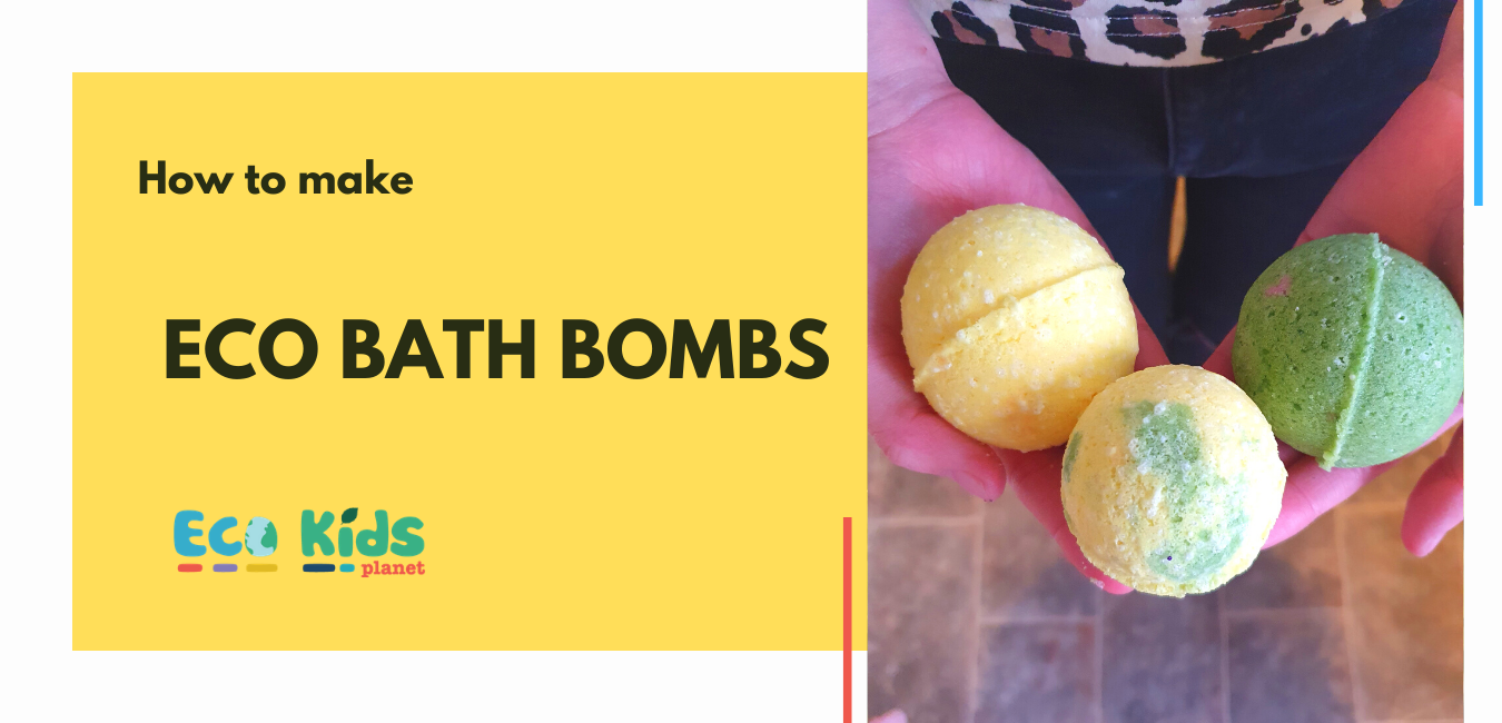 Make your Own: Eco Bath Bombs