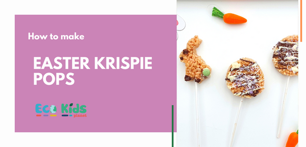 Make your Own: Easter Krispie Pops