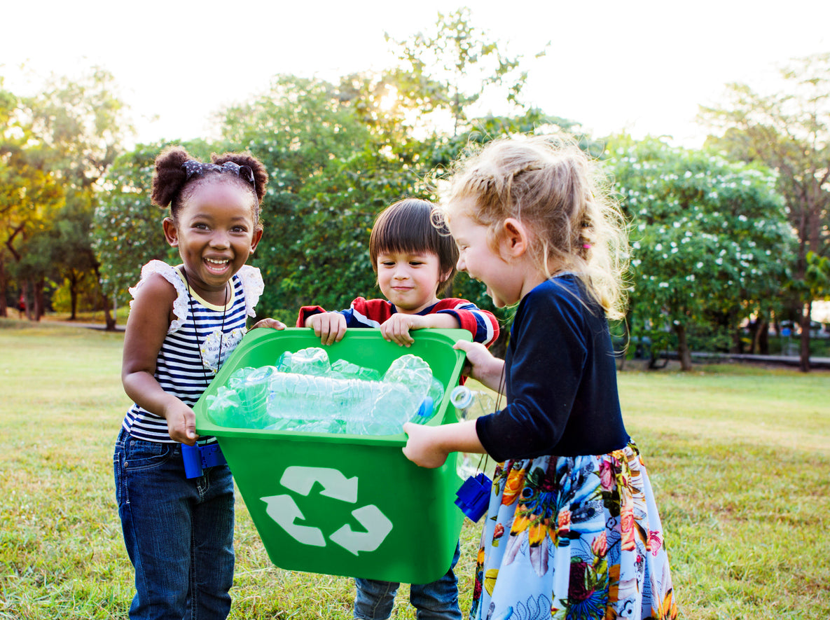 How to throw a kick-ass eco-friendly children's party
