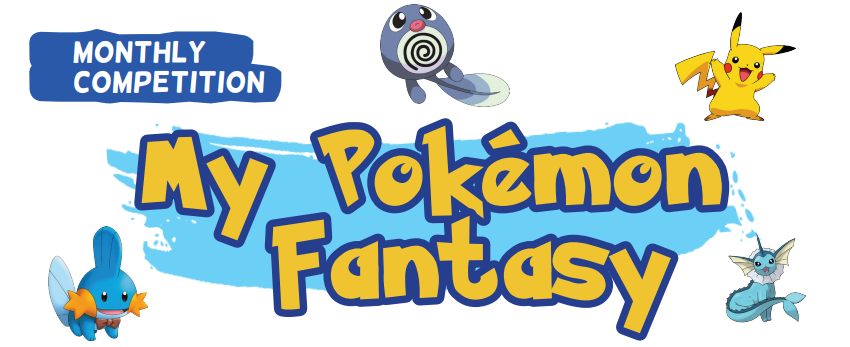Pokémon creations - Winners Announced!