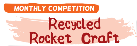 Recycled Rocket Craft Competition Winners