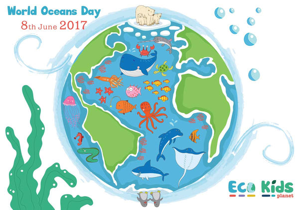 Ocean Theme Eco Kids Planet Activities