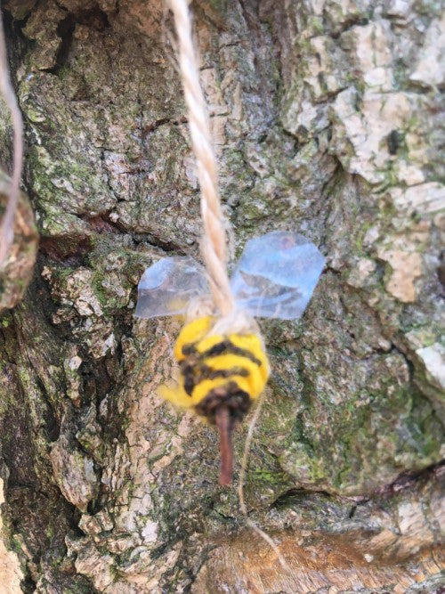 Make Your Own: Alder Bumblebees