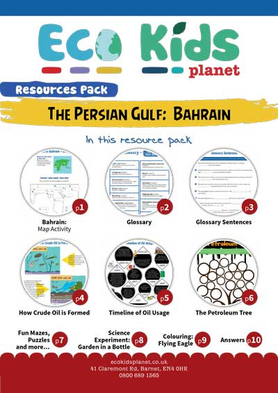 The Persian Gulf: Bahrain
