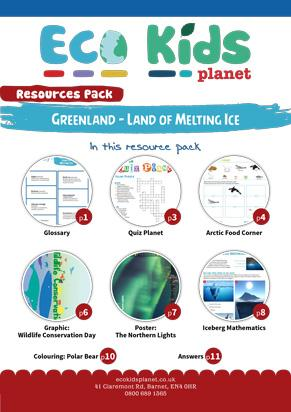 Greenland, Land of Melting Ice