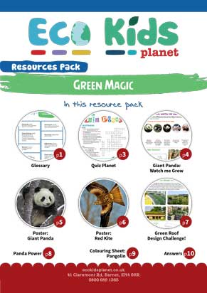 Free Resources - Eco Kids Planet