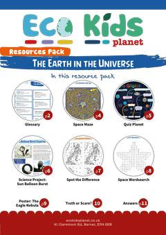 The Earth in the Universe