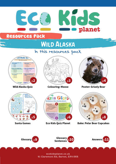 Resource pack for issue 74, Wild Alaska