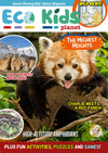 Kid's Nature Magazines – Issue 64 – The Highest Heights