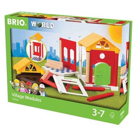BRIO Village Expansion Pack
