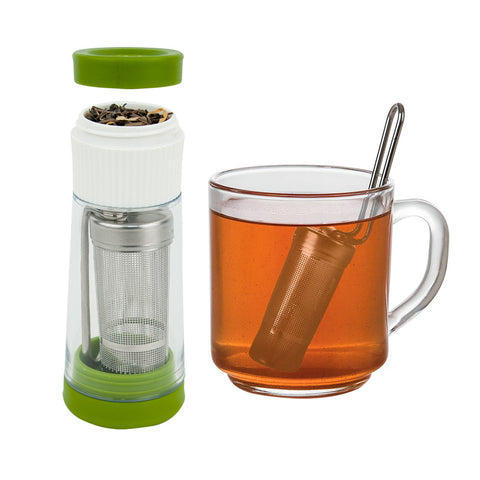 Progressive PL8-3510 3tsp. Travel Tea Infuser