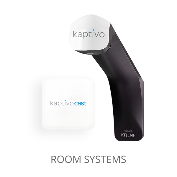 Kaptivo for HDMI Room Systems
