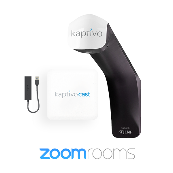 Kaptivo for Zoom Rooms - Bundle