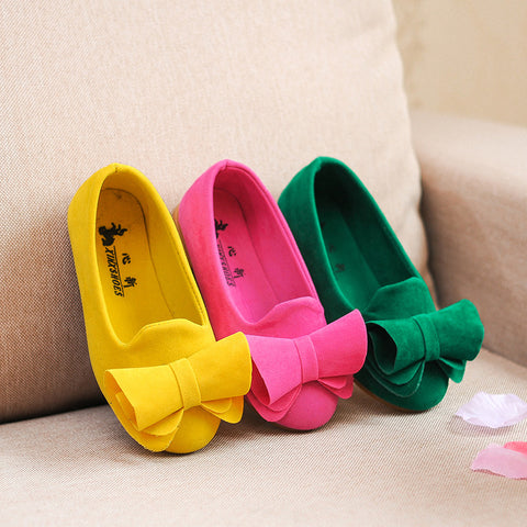 Candy color sandals