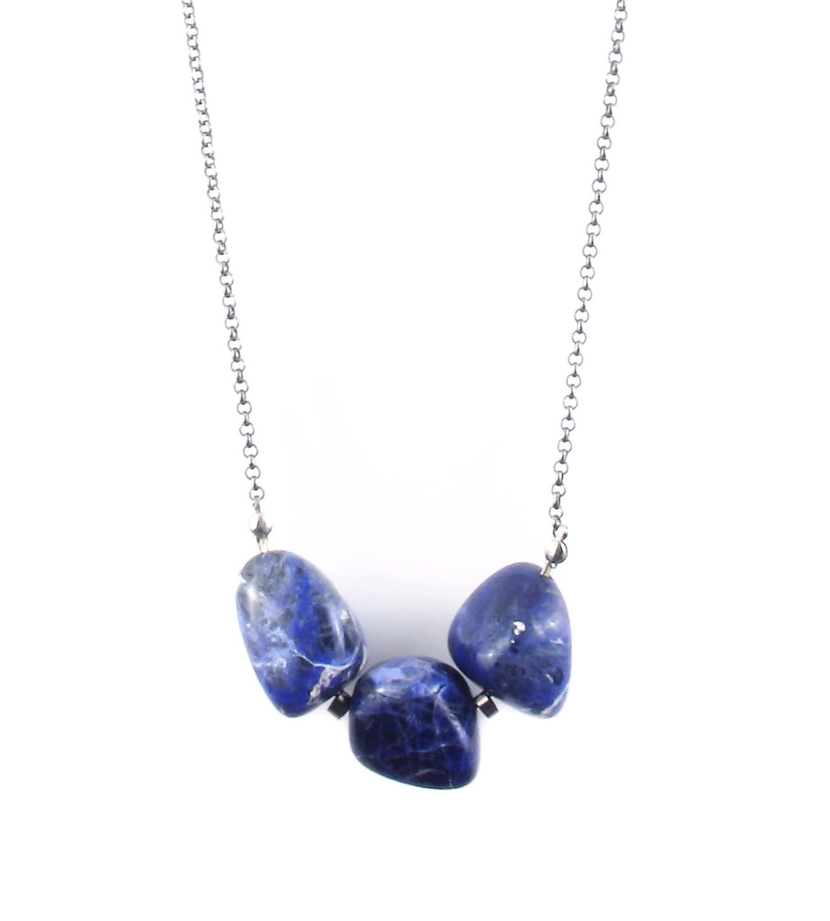 Anya Lapis Necklace