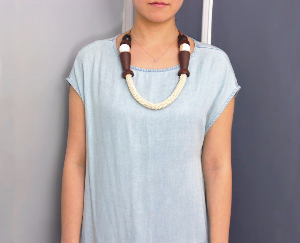Oksana Tribal Necklace - Tallis [LIMITED]