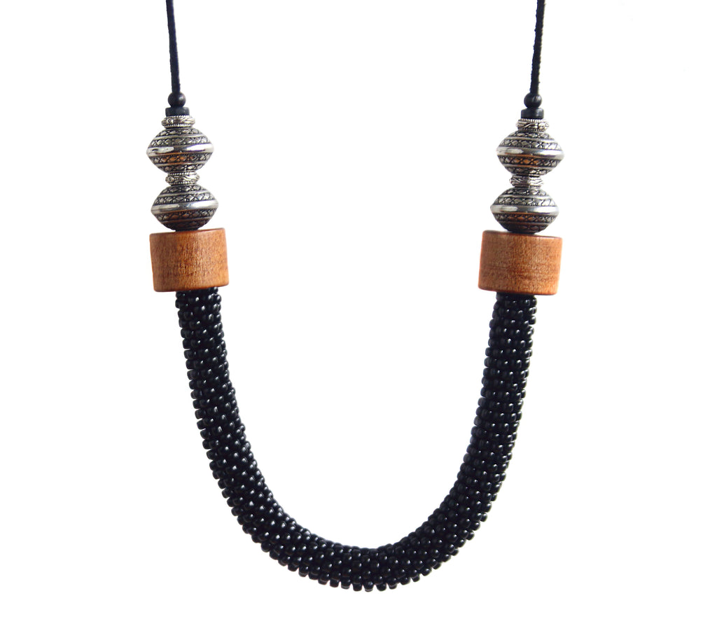Oksana Tribal Necklace - Ellah