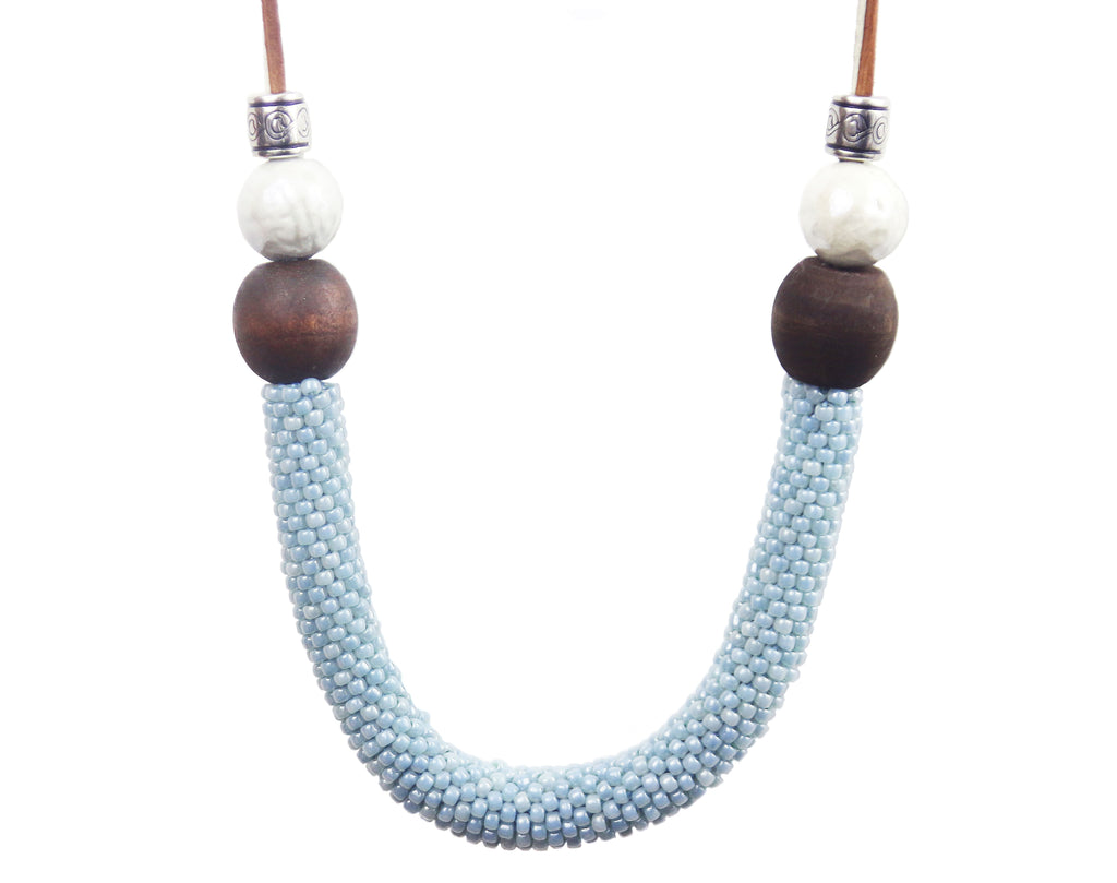 Oksana Tribal Necklace - Thea