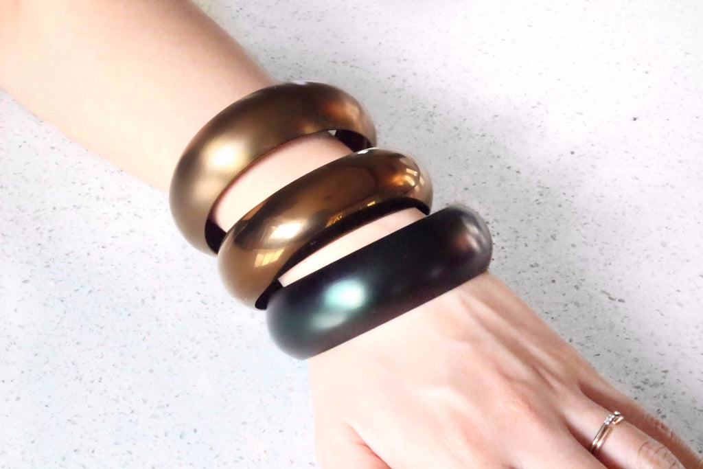 LEZA DOME BANGLE