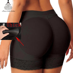 Butt Enhancer booty lifter with tummy control underwear - bestwaistline