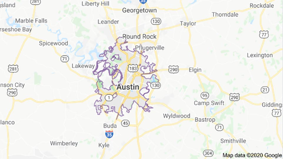Is Austin Texas the Next Mega Fire Risk?