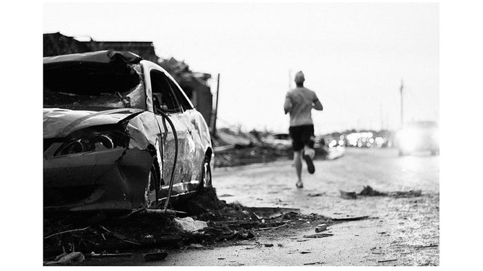 In the Eye of the Joplin, Missouri Tornado - Whitney and Aaron's Powerful Story
