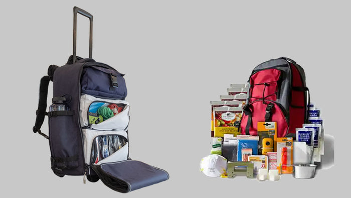 What's the Difference Between a Go Bag and an Emergency Kit?