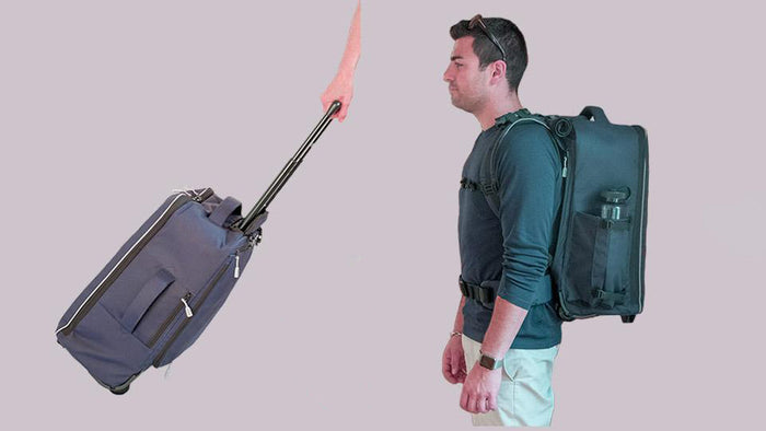 The Necessary Mobility Built Into the VLES GO-bag