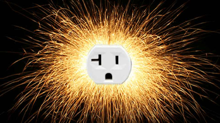 Are Your Electrical Outlets a Fire Hazard?