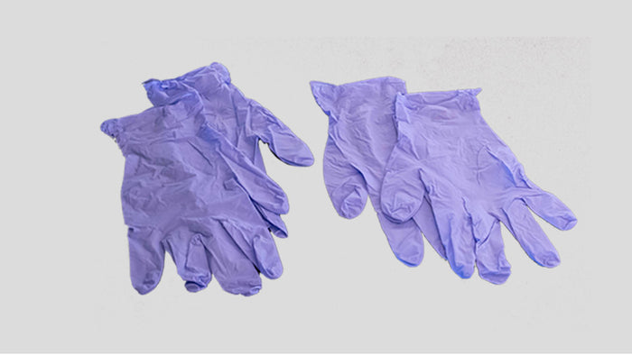 How to Remove Protective Gloves While Staying Protected