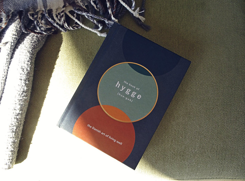 The book of hygge - The Danish art of living well - Louisa Brits