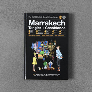 The Monocle Travel Guide Series Marrakech