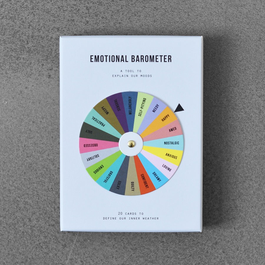 Emotional Barometer Cards