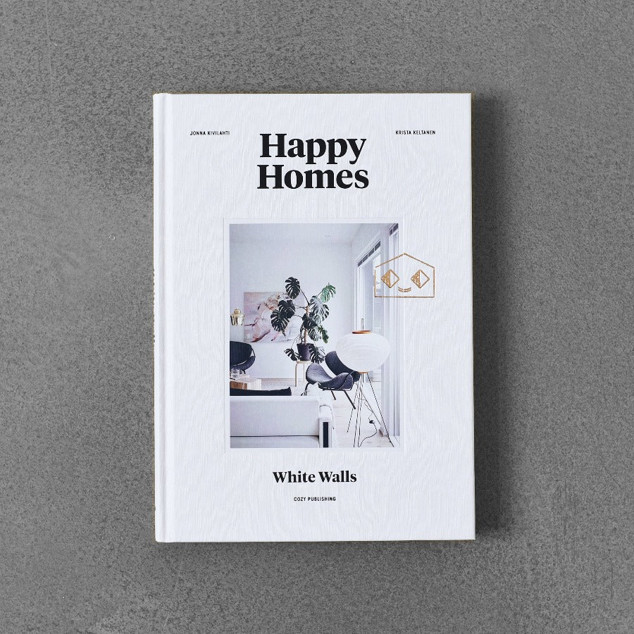 Happy Homes - White Walls