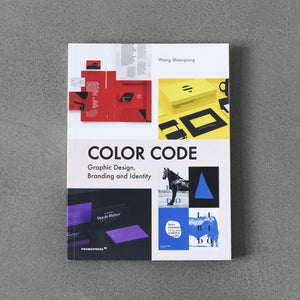 Color Code: Graphic Design, Branding and Identity