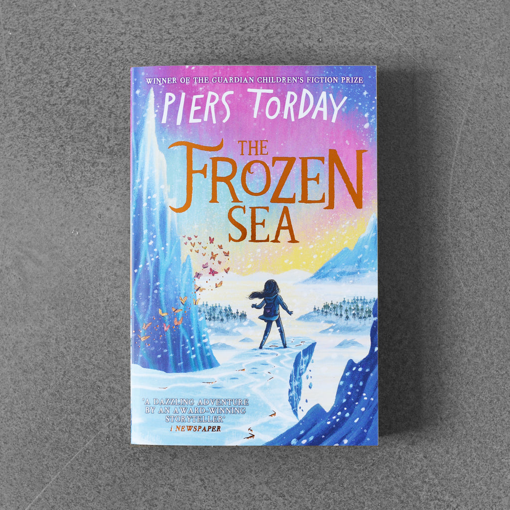 The Frozen Sea - Piers Torday