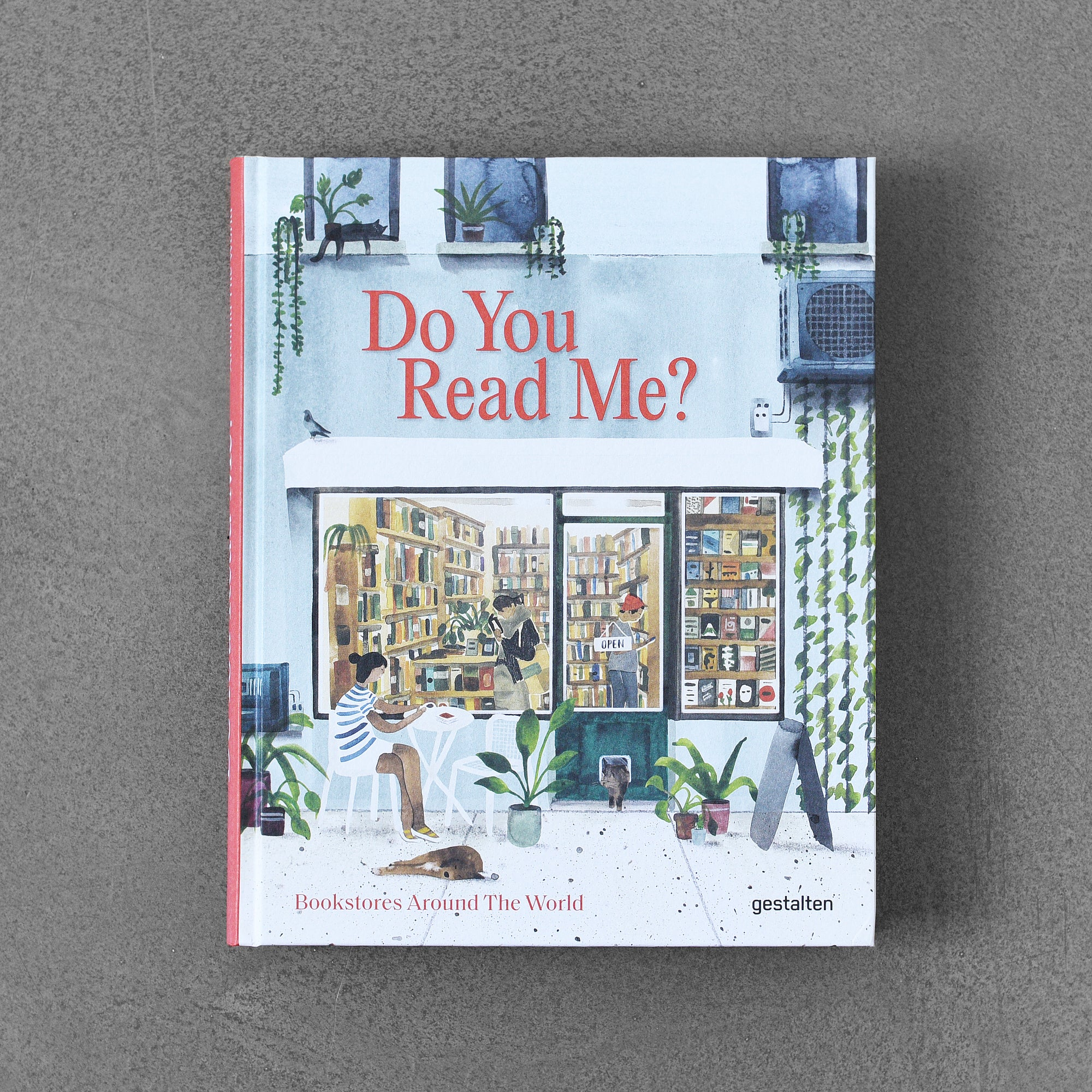 Do You Read Me? Book Therapy Supporter's Edition