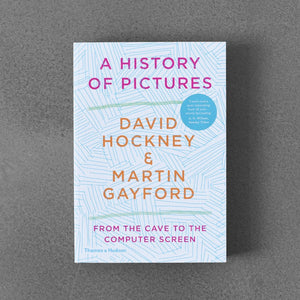 A History of Pictures: From the Cave to the Computer Screen - David Hockney & Martin Gayford