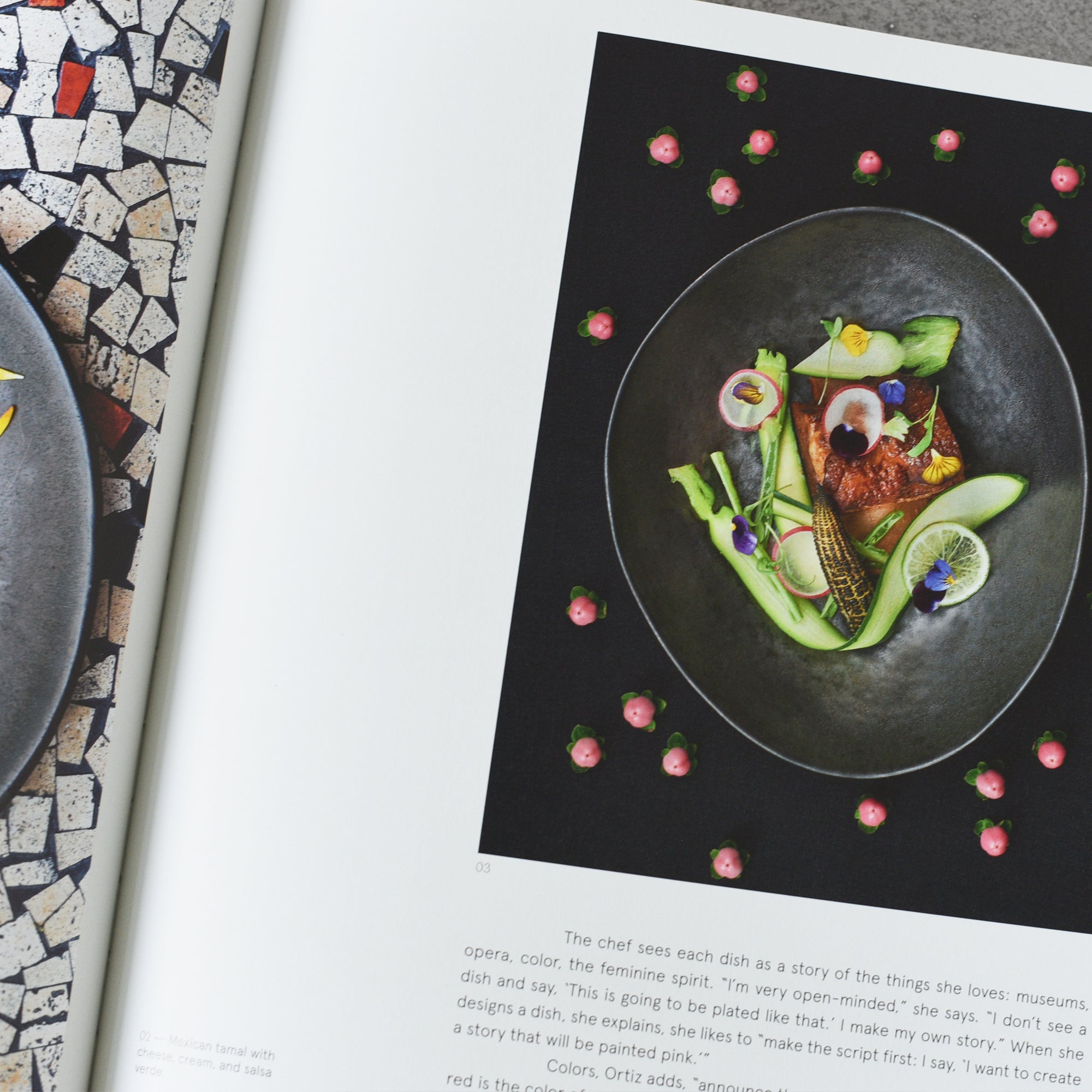 Story on the Plate: The Delicate Art of Plating Dishes