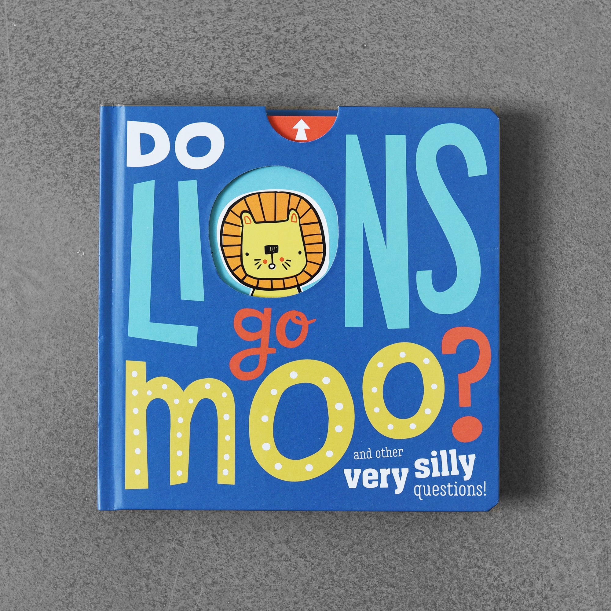 Do Lions Go Moo? And Other Very Silly Questions