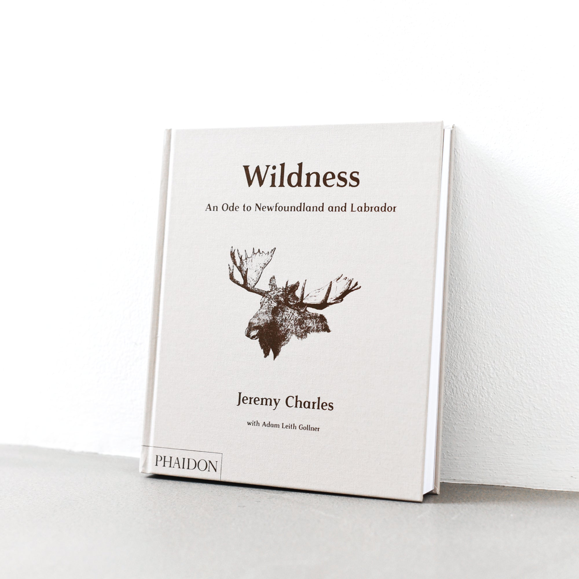 Wildness: An Ode to Newfoundland and Labrador - Jeremy Charles