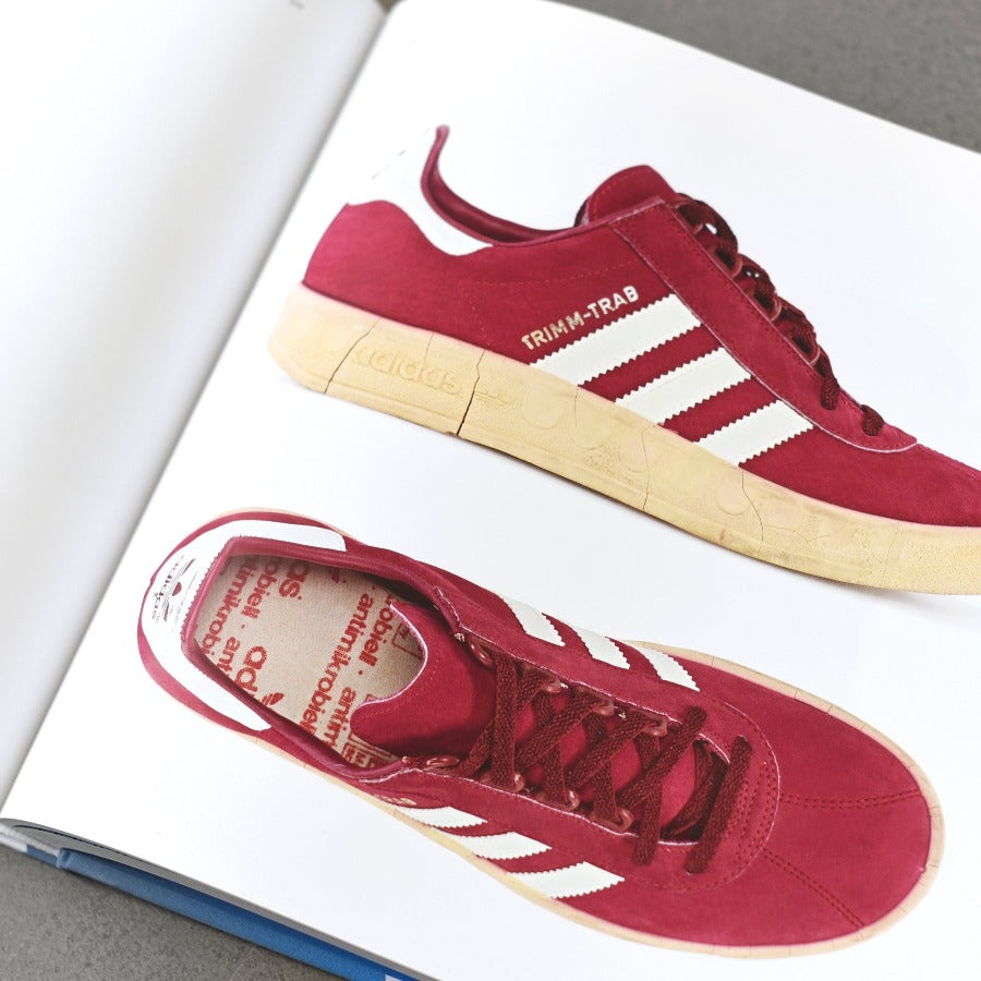 Adidas Archive. The Footwear Collection