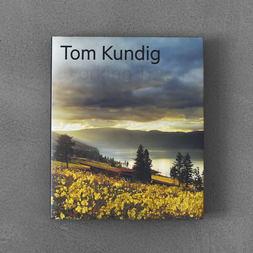 Working Title - Tom Kundig