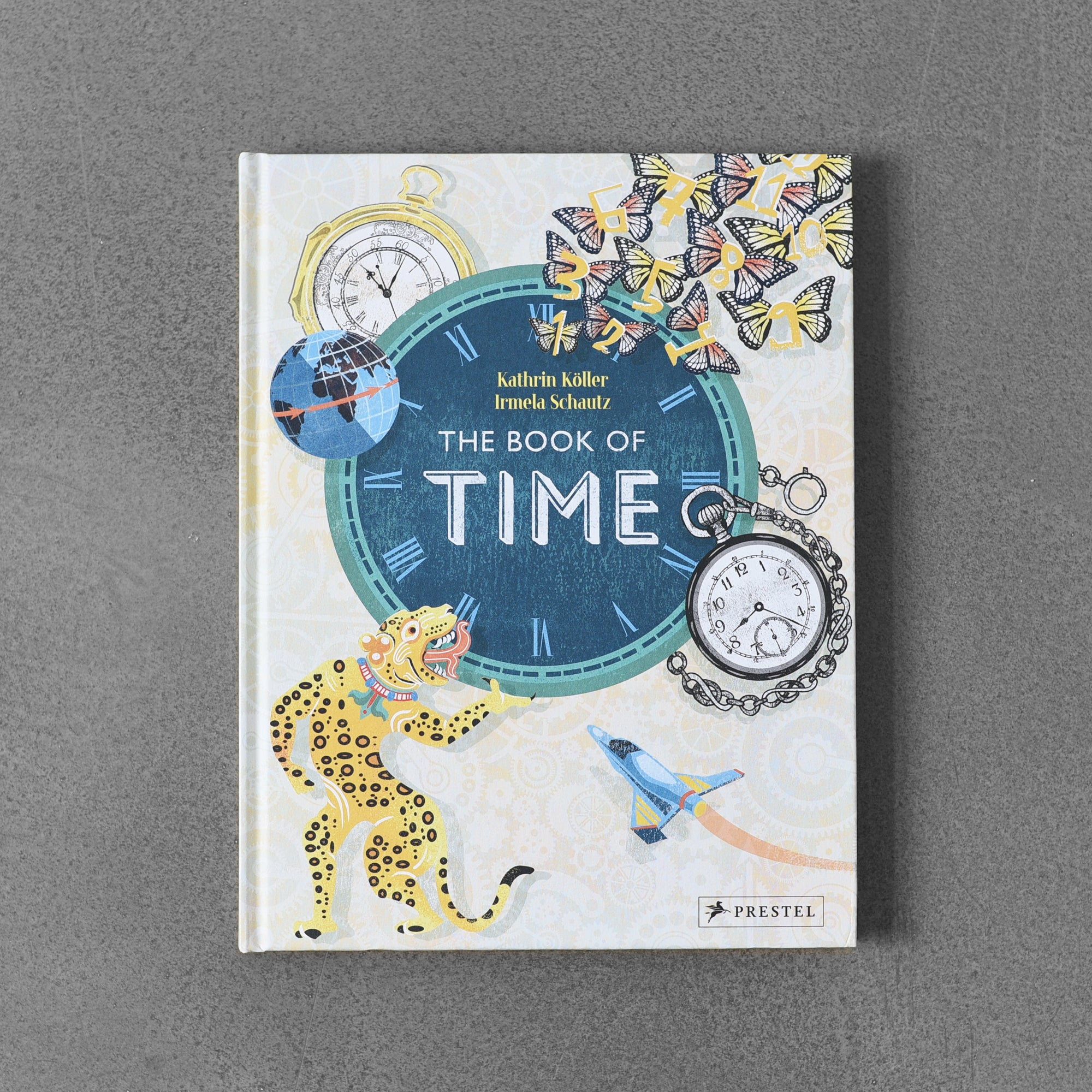 The Book of Time - Kathrin Köller, Irmela Schautz