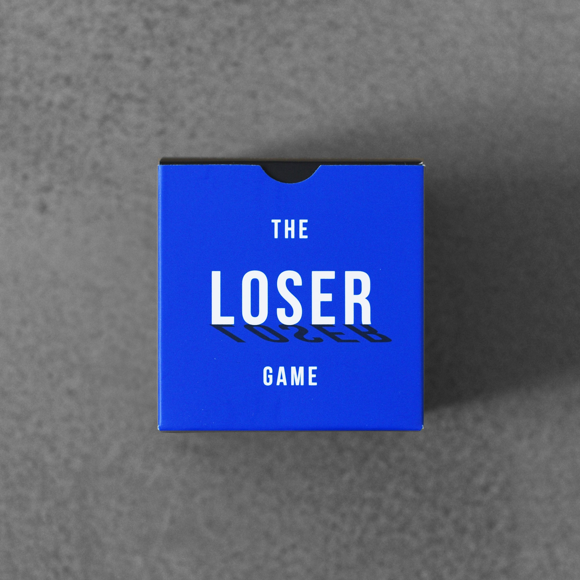 The Loser Game - The School of Life