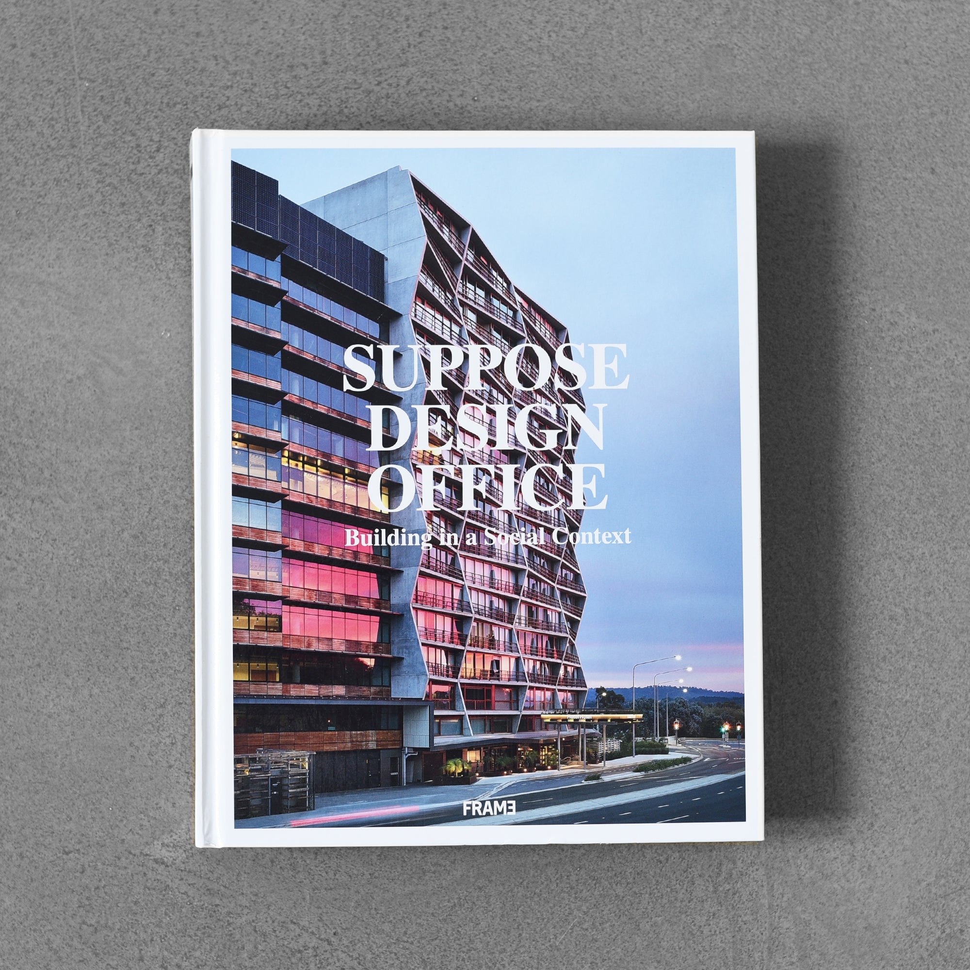 Suppose Design Office Building in a Social Context