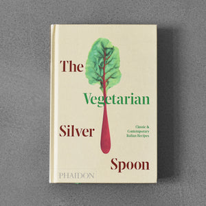 The Silver Spoon Vegetarian: Classic & Contemporary Italian Recipes
