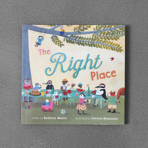 The Right Place - Beatrice Masini