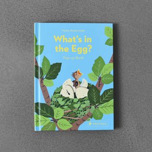 What's in the Egg? - Maike Biederstädt